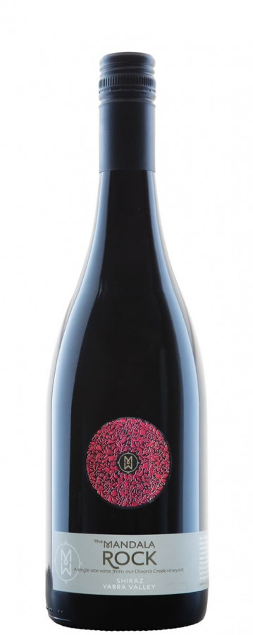 2015 'The Rock' Shiraz
